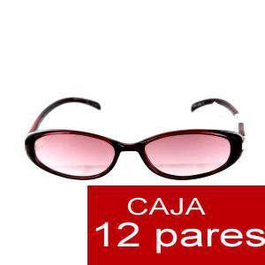 Gafas de sol - Gafas de Sol burdeos para bodas ALTA CALIDAD- Mod. 08. PACK 12 uds (Últimas Unidades)