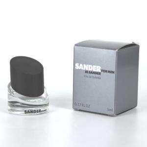 Mini Perfumes Hombre - Sander for Men Eau de Toilette by Jil Sander 5ml. (Últimas Unidades)