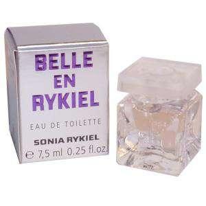 Mini Perfumes Mujer - Belle en Rykiel Eau de Toilette by Sonia Rykiel 7.5ml. (IDEAL COLECCIONISTAS) (Últimas Unidades)Belle en Rykiel Eau de Toilette by Sonia Rykiel 7,5ml. (IDEAL COLECCIONISTAS) (Últimas Unidades)