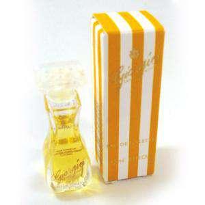 Mini Perfumes Mujer - Giorgio Eau de Toilette by Giorgio Beverly Hills 3,5ml. (CAJA PEQUEÑA) (Ideal Coleccionistas) (Últimas Unidades)