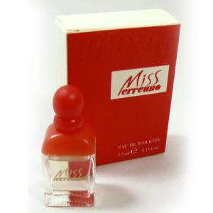 Mini Perfumes Mujer - Miss Erreuno Eau de Toilette 4.5ml. (Ideal Coleccionistas) (Últimas Unidades)