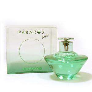 Mini Perfumes Mujer - Paradox Green Eau de Toilette by Jacomo 5ml. (Ideal Coleccionistas) (Últimas Unidades)