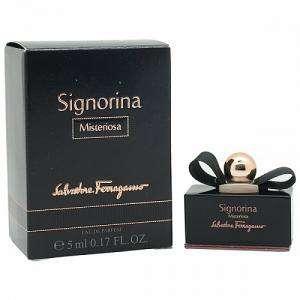 Mini Perfumes Mujer - SIGNORINA MISTERIOSA EDP 5 ml (Últimas Unidades)
