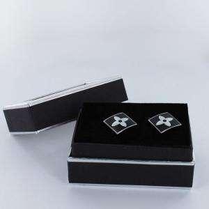 Para Hombre - Gemelos Ref.05 en caja plateada forrada (Últimas Unidades)