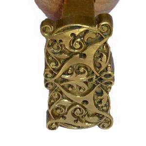Personalizado con TU diseño - Sello para cerámica y cuero 3.5 cms.