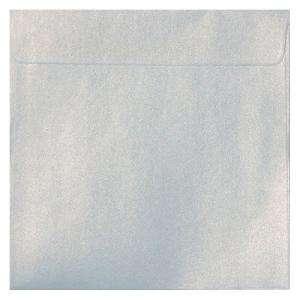 Sobres Cuadrados - Sobre Perlado Blanco Cuadrado
