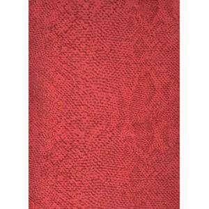 Textura - Libro de Firmas PIEL DE SERPIENTE ROJO