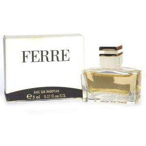 -Mini Perfumes Mujer - Ferre by Gianfranco Ferre (Últimas Unidades)