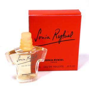 -Mini Perfumes Mujer - Sonia Rykiel Eau de Toilette by Sonia Rykiel 7.5ml. (ROJO) (Ideal Coleccionistas) (Últimas Unidades)