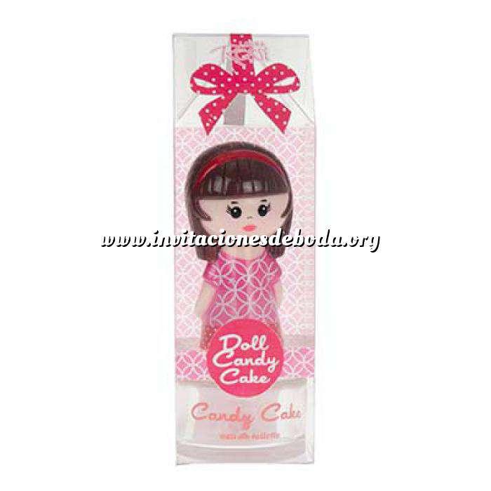 Imagen Baño y aromas Perfume para Niña 50ml. - Doll Candy (Últimas Unidades)
