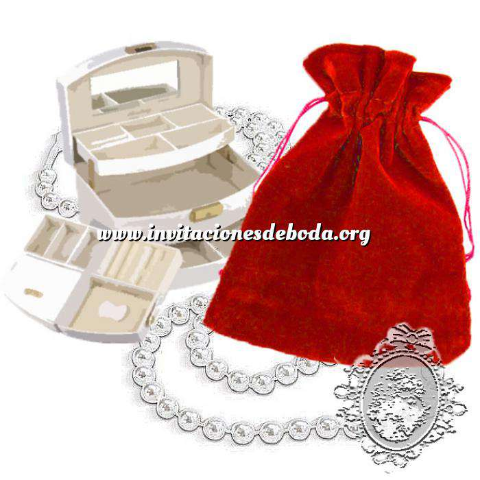 Imagen Bolsa de Antelina 11x15 Bolsa de Antelina Roja 11x15 capacidad 11x13 cms