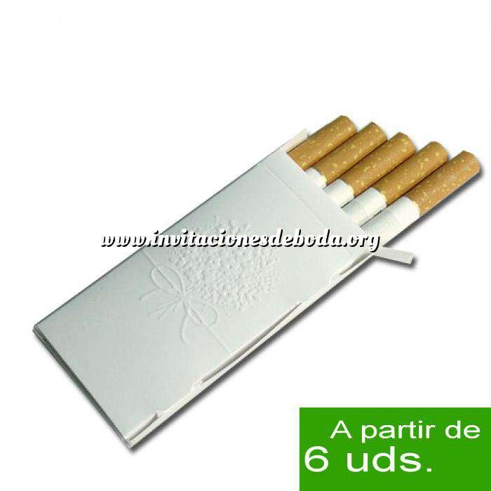 Imagen Detalles para la ceremonia Cajetilla Tabaco Mod. 2