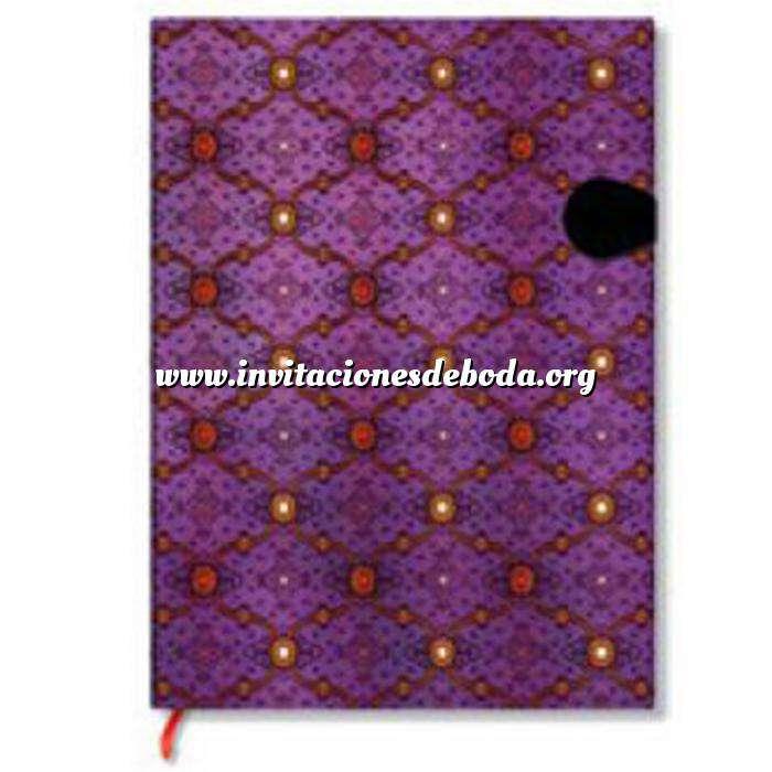 Imagen Exóticos Libro de Firmas Violet Grande (Últimas Unidades)