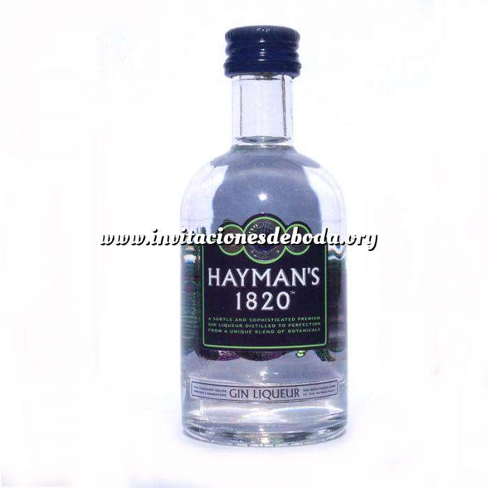 Imagen Ginebra Ginebra Gin Liqueur Hayman´s 1820 5cl