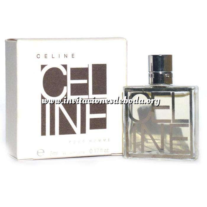 Imagen Mini Perfumes Hombre Celine pour homme by Celine 5ml. (Últimas Unidades)