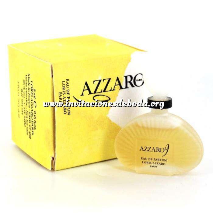 Imagen Mini Perfumes Mujer Azzaro 9 Eau de Parfum by Loris Azzaro Paris 5ml. (Últimas unidades)
