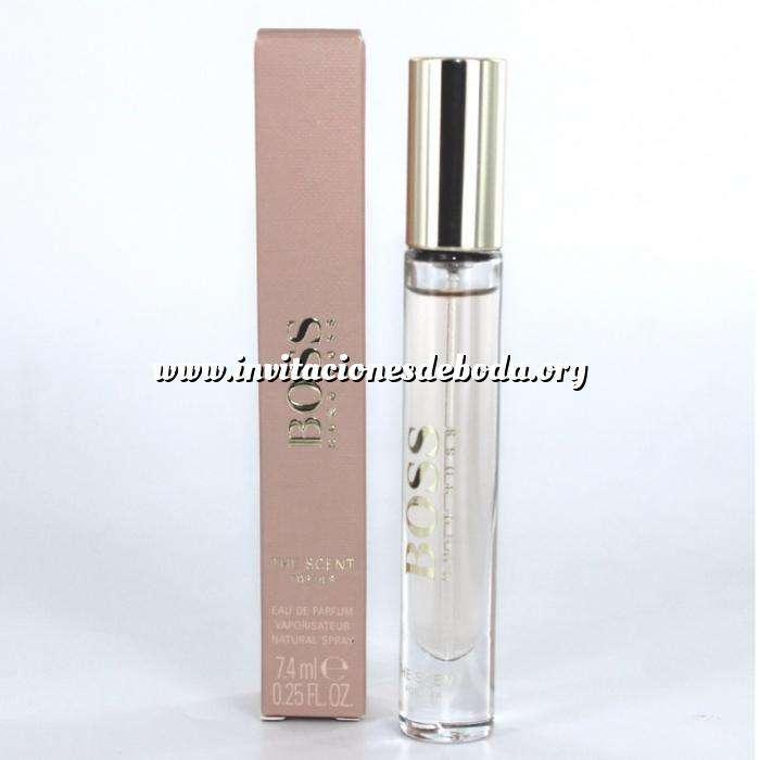 Imagen Mini Perfumes Mujer Boss The Scent For Her Eau de Parfum Vaporisateur by Hugo Boss 7.4ml. (Ideal Coleccionistas) (Últimas Unidades)