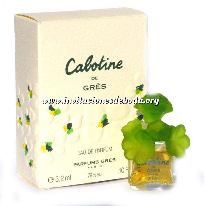 Imagen Mini Perfumes Mujer Cabotine by Grés (Últimas Unidades)