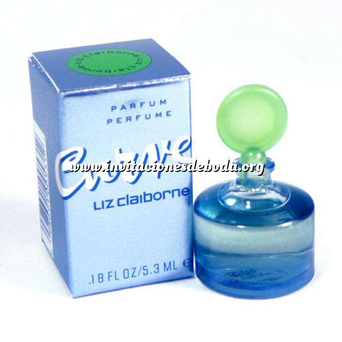 Imagen Mini Perfumes Mujer Curve Parfum by Liz Clairborne 5.3ml. (Ideal Coleccionistas) (Últimas Unidades)