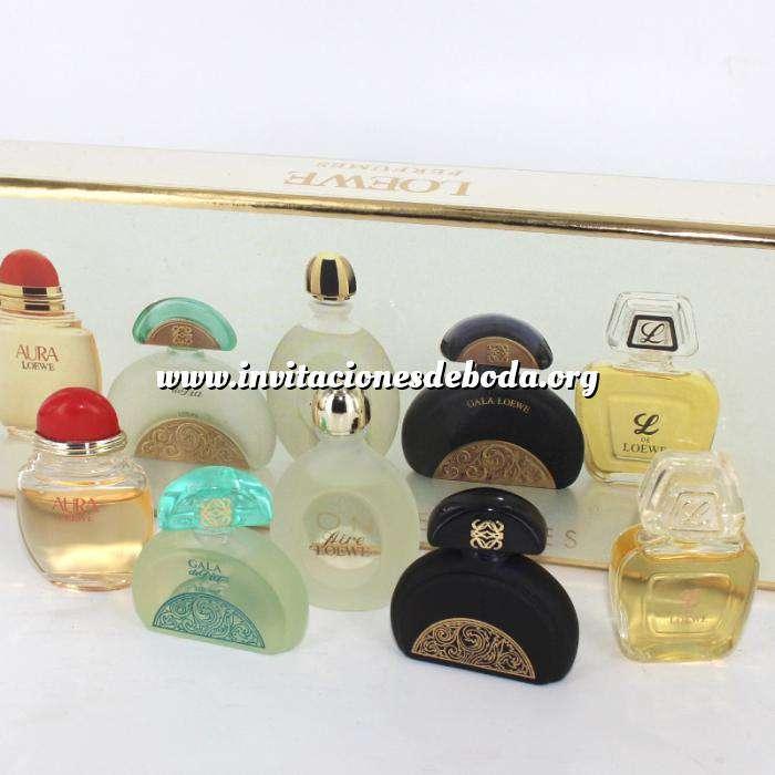 Imagen Mini Perfumes Mujer Estuche 5 perfumes Loewe Eau de Toilette 5ml.x5 (EDICIÓN ESPECIAL) (Últimas Unidades)