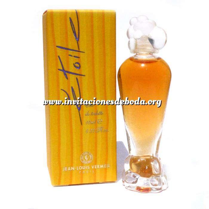 Imagen Mini Perfumes Mujer Etoile Eau de Toilette by Jean-Louis Vermeil 10ml. (Últimas Unidades)