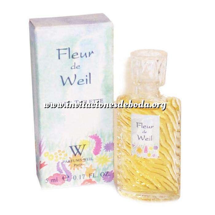 Imagen Mini Perfumes Mujer Fleur de Weil (IDEAL COLECCIONISTAS) (Últimas Unidades)