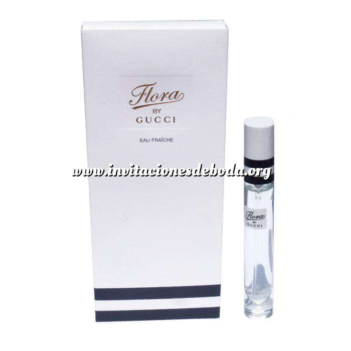Imagen Mini Perfumes Mujer Flora Eau de Toilette by Gucci 10ml. (Últimas Unidades)
