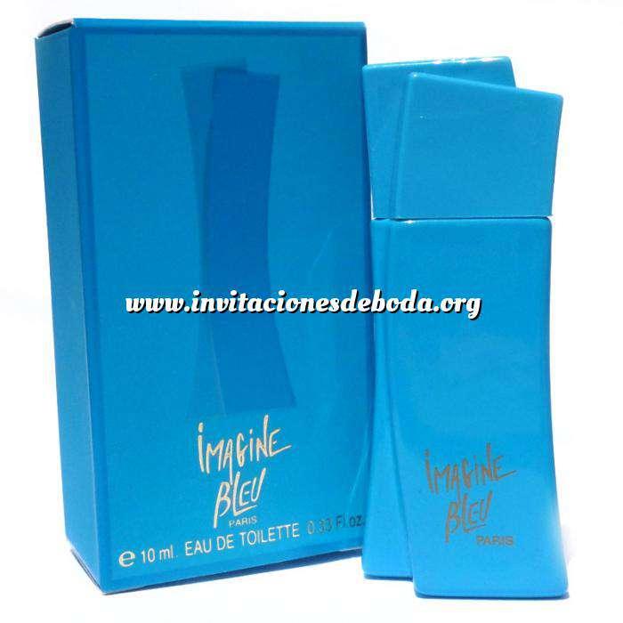 Imagen Mini Perfumes Mujer Imagine Bleu Eau de Toilette by Jean-Louis Vermeil 10ml. (Últimas Unidades)
