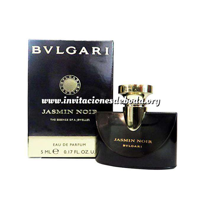 Imagen Mini Perfumes Mujer Jasmin Noir - The Essence of a JewellerBvlgari - EDP by Bvlgari 5ml. (Últimas Unidades)