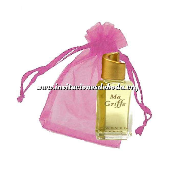 Imagen Mini Perfumes Mujer Ma Griffe by Carven en bolsa de organza (Ideal Coleccionistas) (Últimas Unidades)