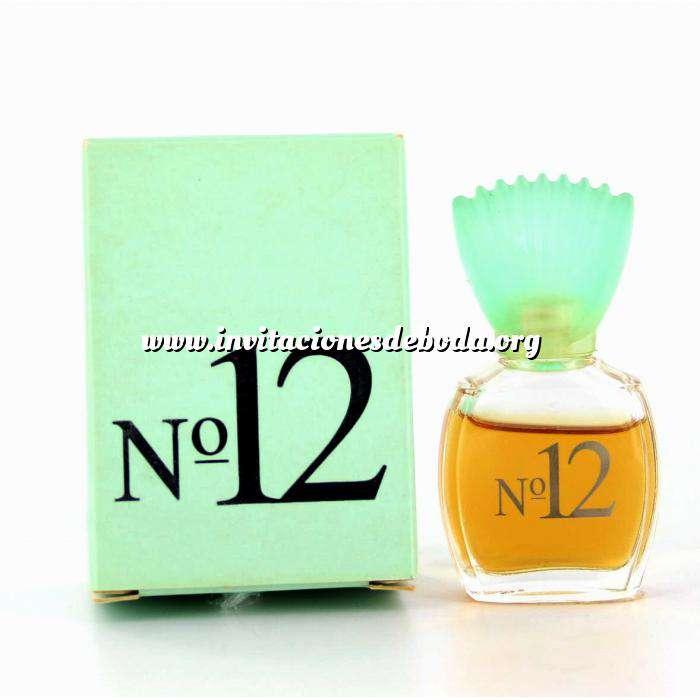 Imagen Mini Perfumes Mujer Nº12 Eau de Parfum (IDEAL COLECCIONISTAS) (Últimas unidades)