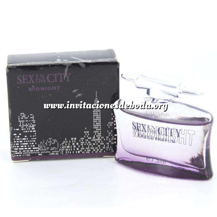 Imagen Mini Perfumes Mujer Sex In the city - Midnight Eau de Parfum 7,5ml. by InStyle (IDEAL COLECCIONISTAS) (Últimas Unidades)
