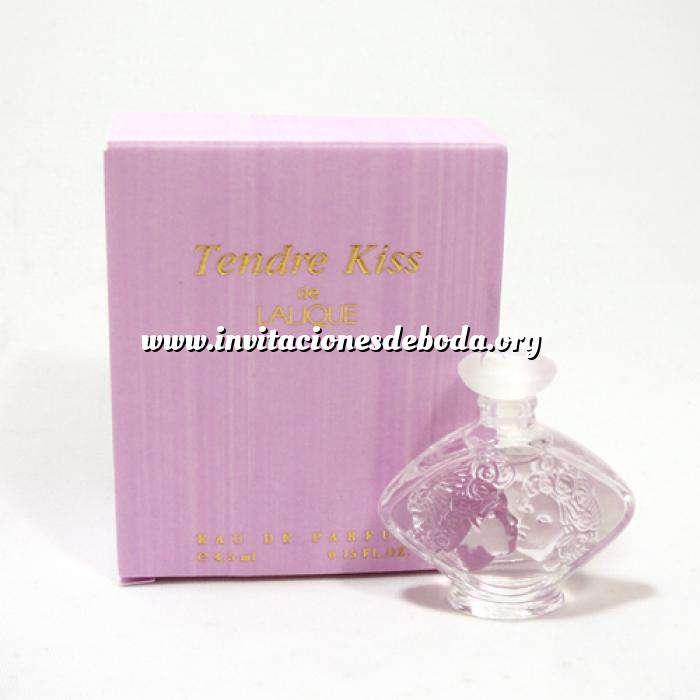 Imagen Mini Perfumes Mujer Tendre Kiss Eau de Parfum by Lalique 4,5ml.