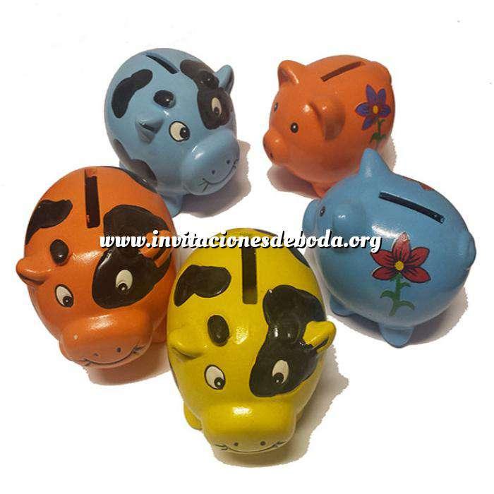 Imagen Niños Hucha Cerdito ceramica mini (Últimas Unidades)