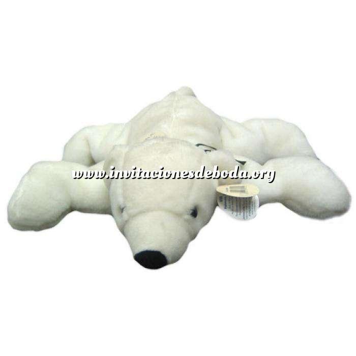 Imagen Niños Peluche Oso Polar tumbado