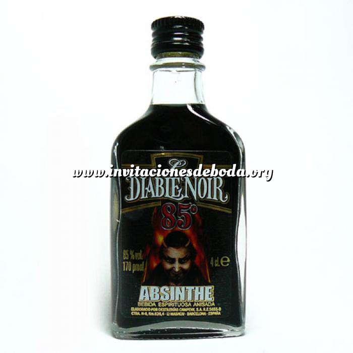 Imagen Otros Absenta 85 Negro - Le Diable Rouge 4cl