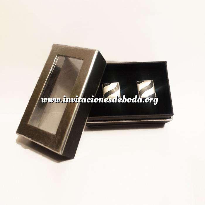 Imagen Para Hombre Gemelos Ref.02 en caja plateada forrada (Últimas Unidades)