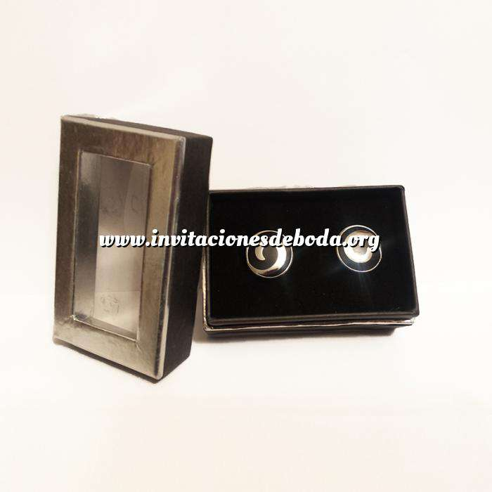 Imagen Para Hombre Gemelos Ref.09 en caja plateada forrada (Últimas Unidades)