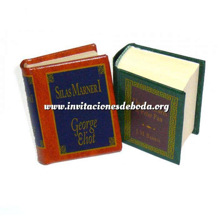 Imagen Para Hombre Libros Miniatura en Inglés (Últimas Unidades)