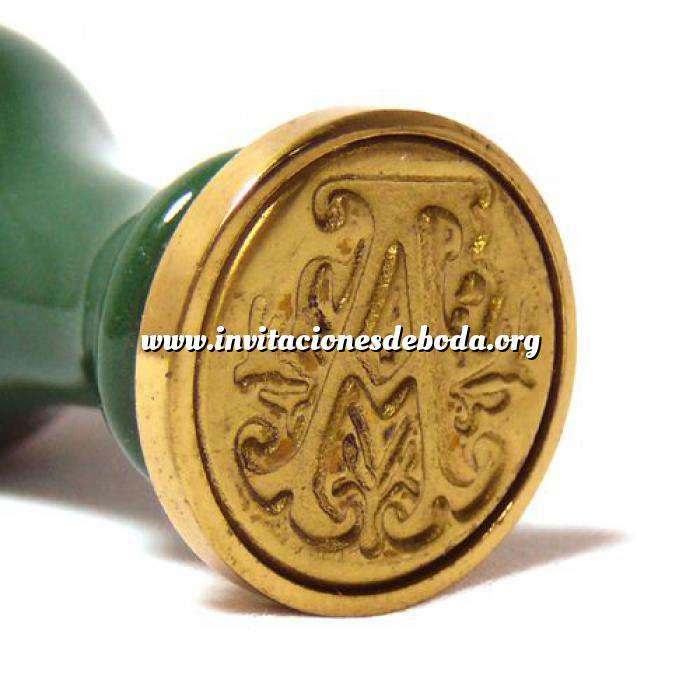Imagen Personalizado con TU diseño Sello Lacre 2.2 cms. Personalizado con TU diseño