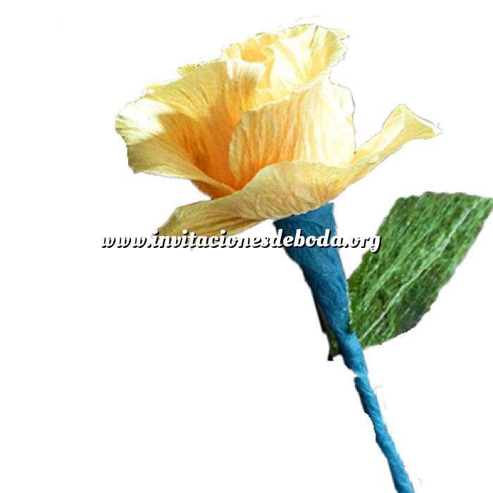 Imagen Prácticos mujer Flor Bombón - Tamaño Pequeña - Colores surtidos