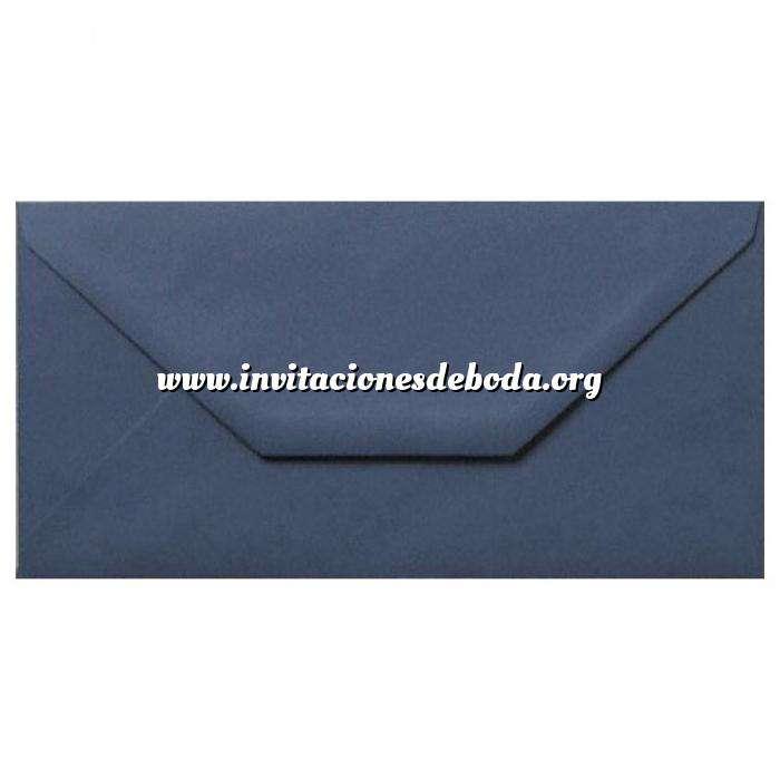 Imagen Sobre Americano DL 110x220 Sobre azul oscuro DL (VAE29DL) - ULTIMAS UDS (Últimas Unidades)