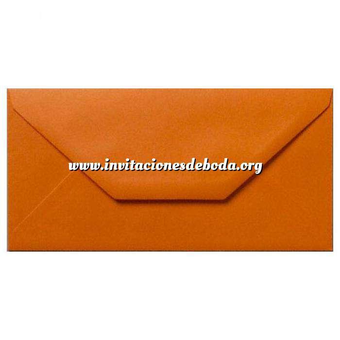 Imagen Sobre Americano DL 110x220 Sobre naranja DL