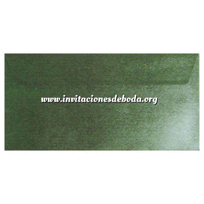 Imagen Sobre Americano DL 110x220 Sobre textura verde oscuro DL - Verde Bosque