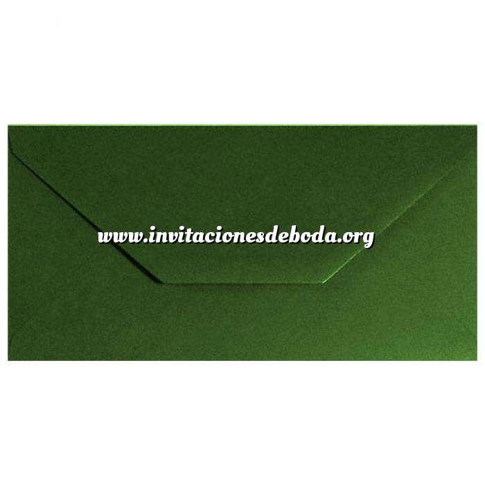 Imagen Sobre Americano DL 110x220 Sobre verde botella DL - Verde Bosque (VV21DL) (Últimas Unidades)