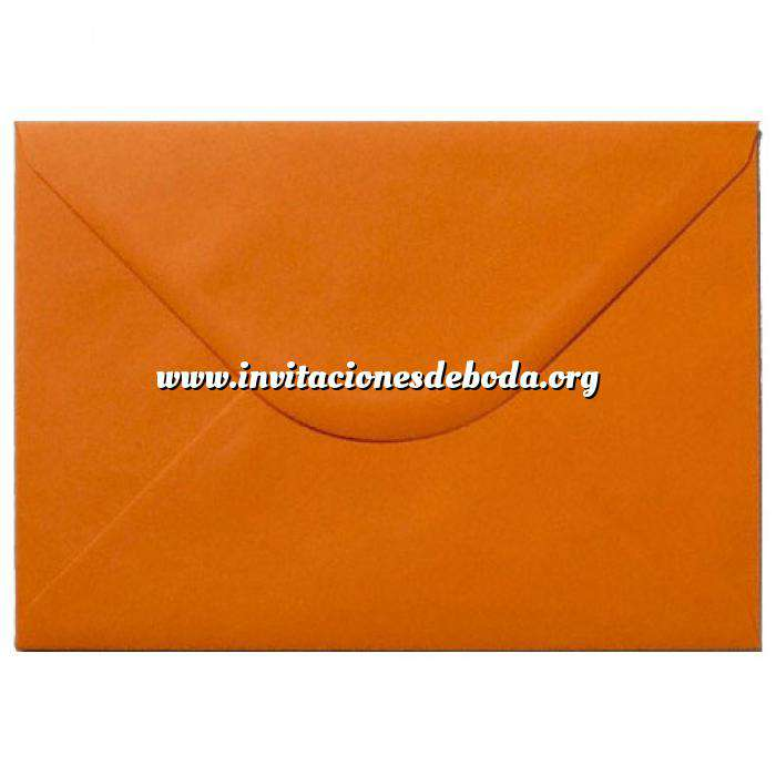 Imagen Sobres C5 - 160x220 Sobre naranja c5