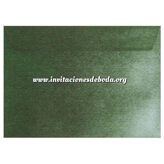 Imagen Sobres C5 - 160x220 Sobre textura verde c5 - Verde Bosque