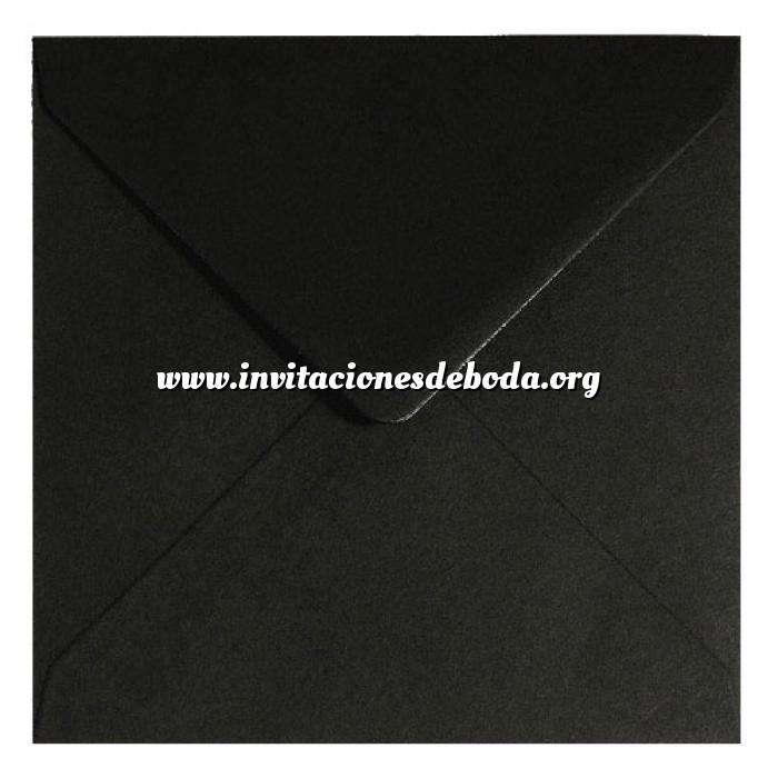 Imagen Sobres Cuadrados Sobre negro Cuadrado