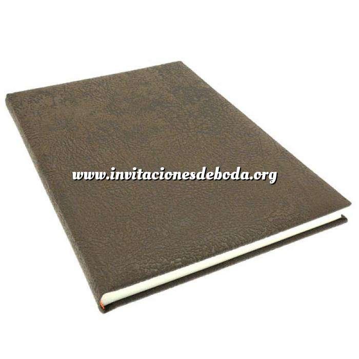 Imagen Textura Libro de Firmas TEXTURA Marrón
