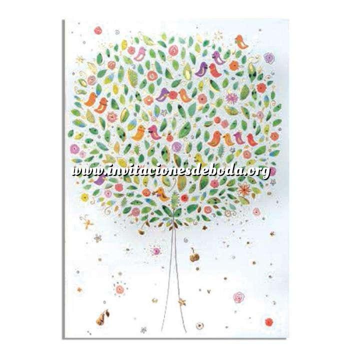 Imagen Turnowsky Cuadernillo Notebook Turnowsky - Árbol primaveral Ref. 38651 (Últimas Unidades)